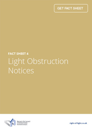 Light Obstruction Notices