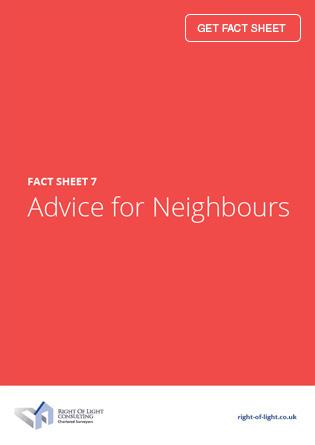 Advice for Neighbour