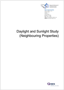 Neighbouring Properties Report