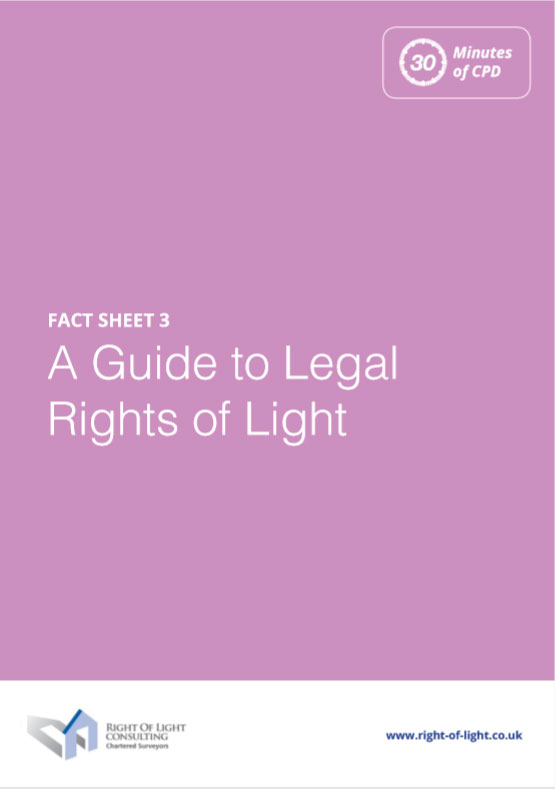 A Guide to Legal Rights of Light